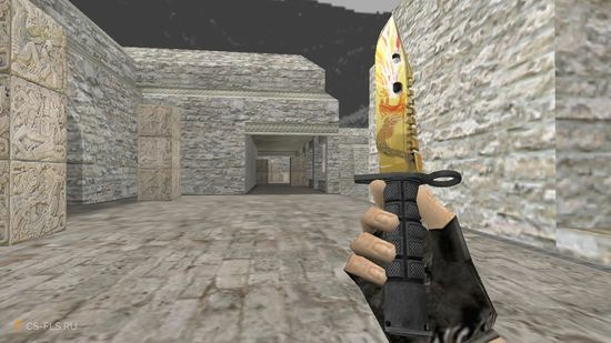bayonet dragon lore