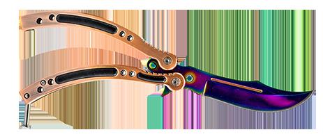 Модель «нож-бабочка лор» для cs 1. 6 скачать на all-cs. Ru.