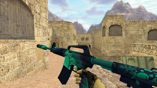 m4a1 icarusfall