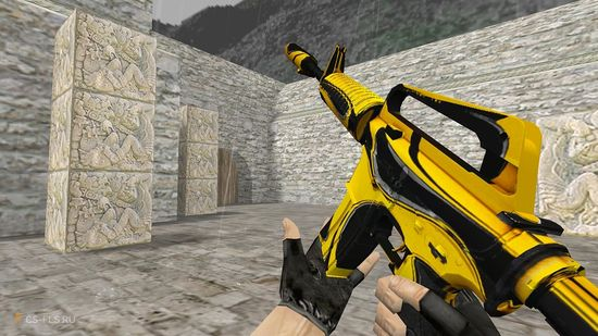 m4a1 yellowjacket